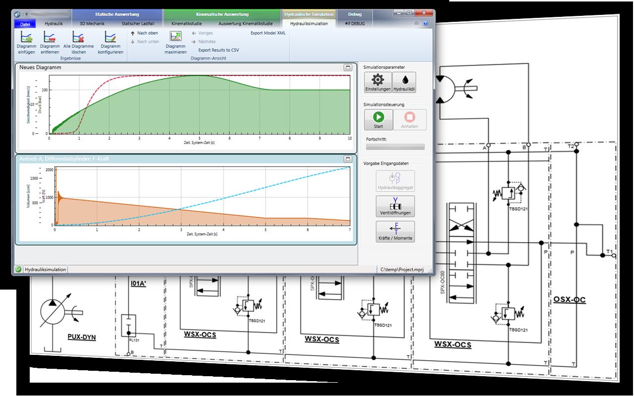 Marpitec - Anwendungsspezifische Simulationsprogramme